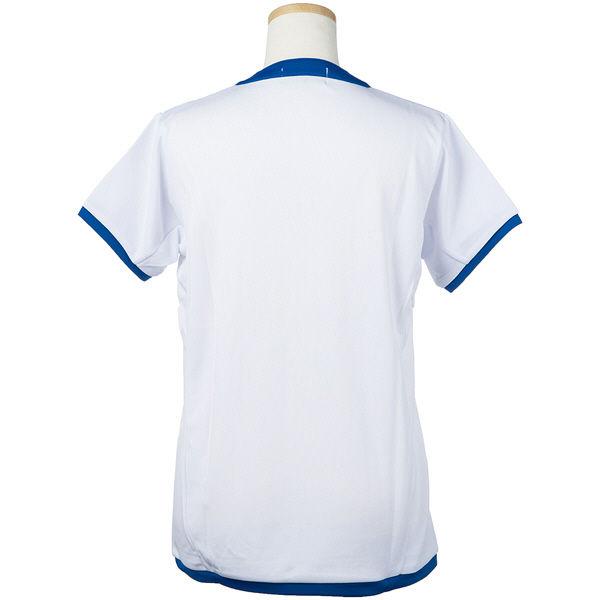 テニスゲームシャツ ホワイト SS