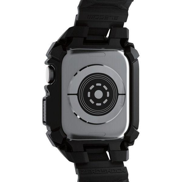エレコム Apple Watch 44mm/ZEROSHOCKケース/ブルー AW-44ZEROBU 1個 (直送品)