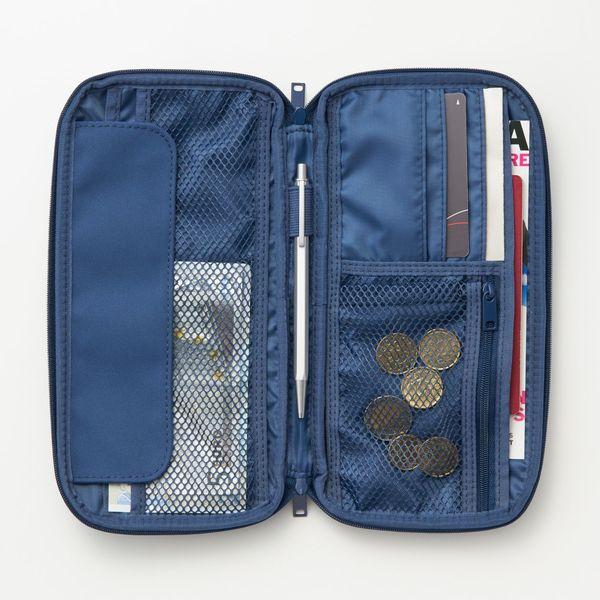 ポリエステルパスポートケース