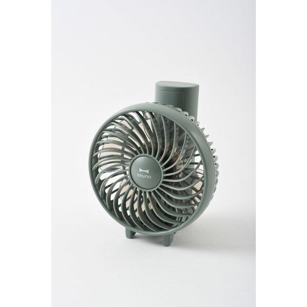 イデア ハンディ扇風機 ネイビー
