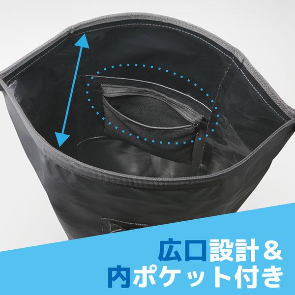 エレコム 防水・防塵 ドライバッグ L