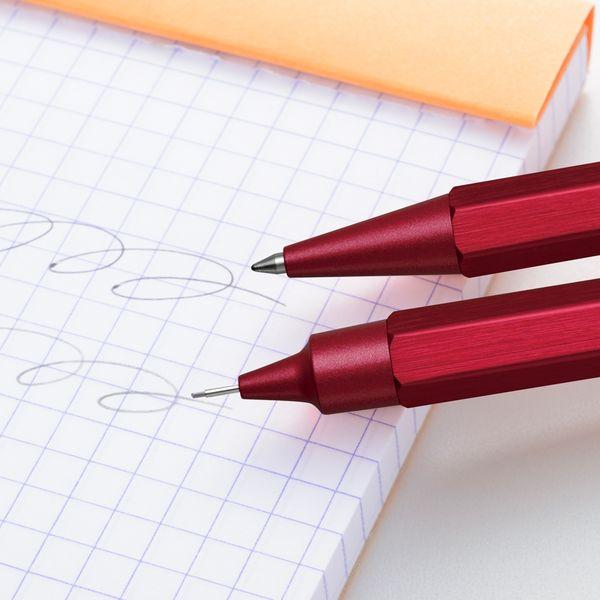 通年商品 ペン ロディア SCRIPT メカニカルペンシル Limited Color シャープペン レッド 1本(直送品)