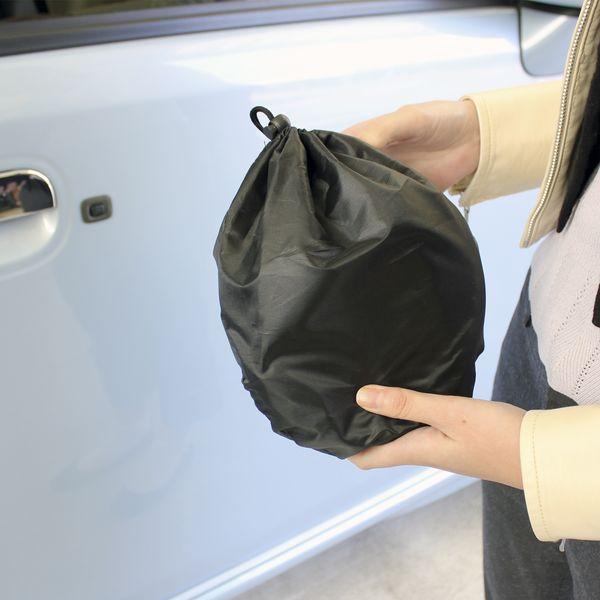 【カー用品】Meltec(メルテック) フィルムシェード 4枚入り クロス・収納袋付 CPR-900 1袋(4枚入)(直送品)