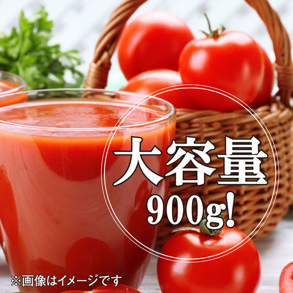 食塩無添加トマトジュース900g 12本