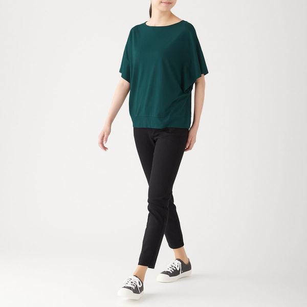 ワイドドルマンTシャツ婦人XS~S