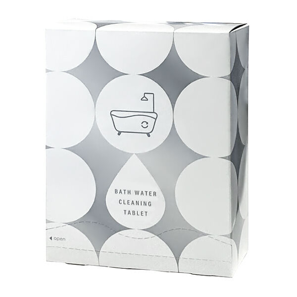風呂水清浄剤 1箱