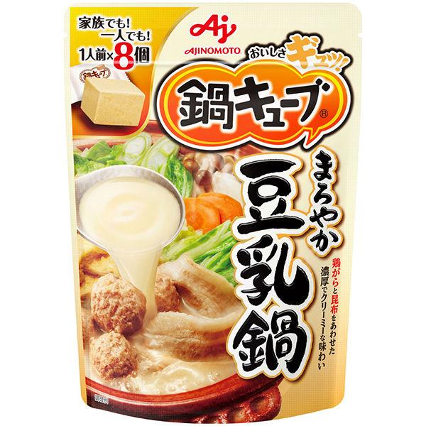 鍋キューブうま辛キムチまろやか豆乳セット