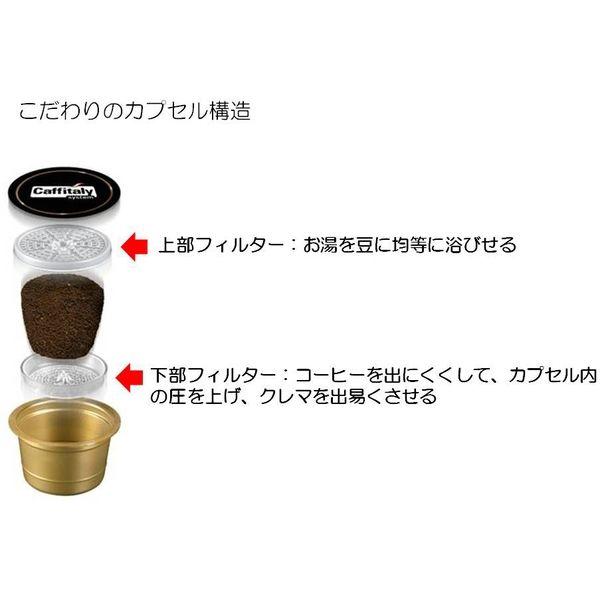 カフィタリー(caffitaly)専用カプセル コルポッソ 1箱(10個入)(直送品)