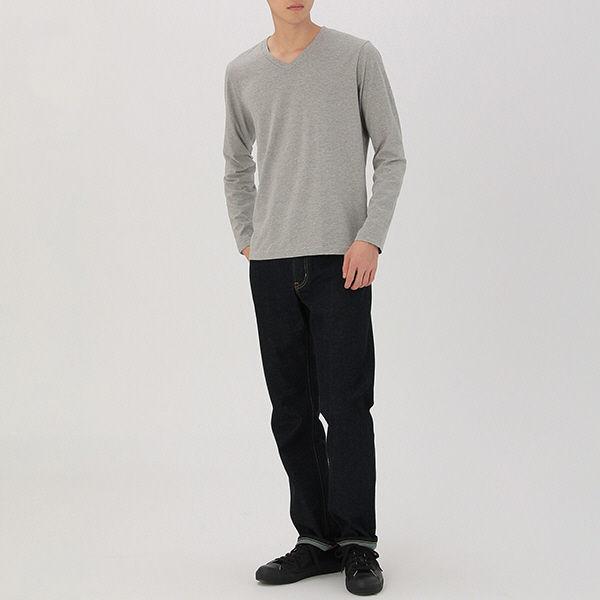 無印 ストレッチデニム 紳士83.5cm