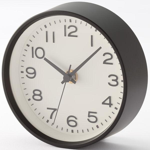 アナログ時計・小(スタンド付) 掛置時計