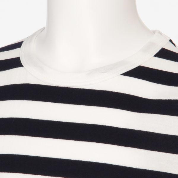 無印 しましま半袖Tシャツ キッズ110