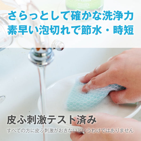 HE野菜・食器用洗剤 グレープF 詰替