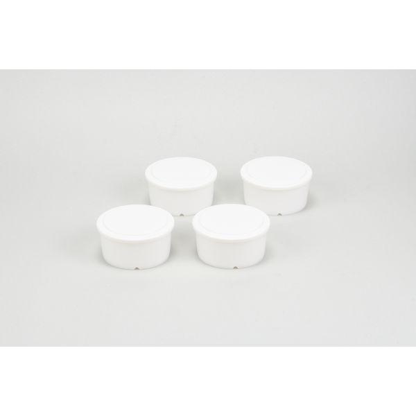 製氷カップ 4個組 プラスチック製
