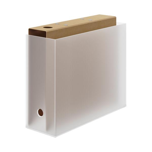 PPファイルボックス・スタンダード 2個