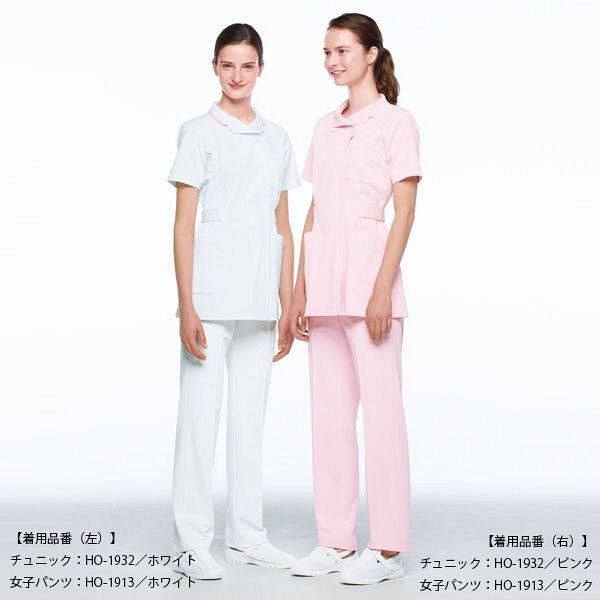ナガイレーベン 女子パンツ ホワイト S