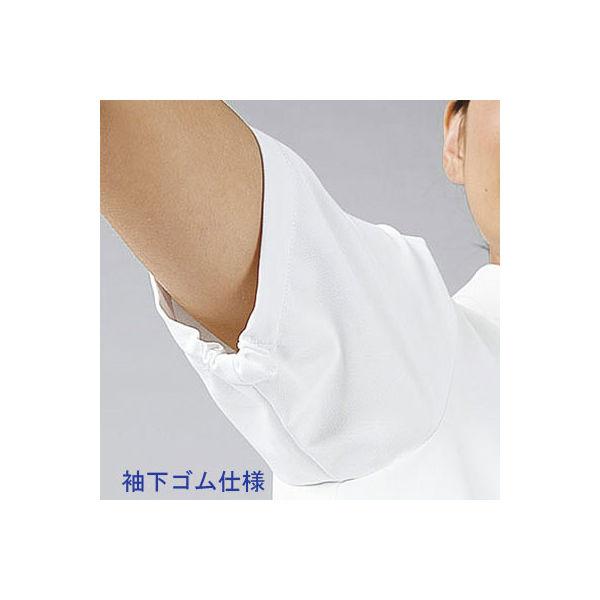 フォーク 女子医務衣(ケーシージャケット) 2010CR ホワイト EL (取寄品)
