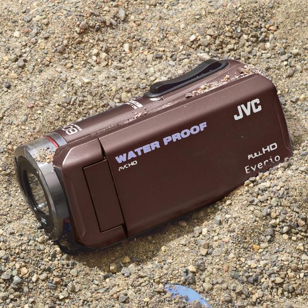 JVC 防水・防塵ビデオカメラ R300