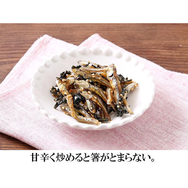 ヤマキ 塩無添加瀬戸内産食べる小魚40g
