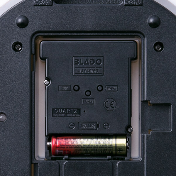 カシオ電波掛時計IQ-480J-8JF