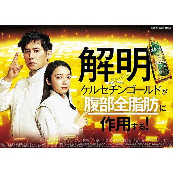 【トクホ・特保】伊右衛門 特茶 24本