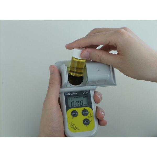 水質計 アクアブ 残留塩素AQ-201 080560-201 柴田科学