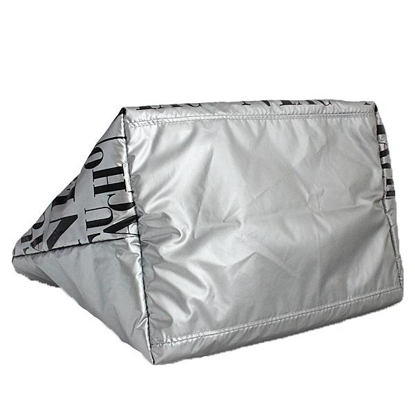フォション エアリートートバッグシルバー