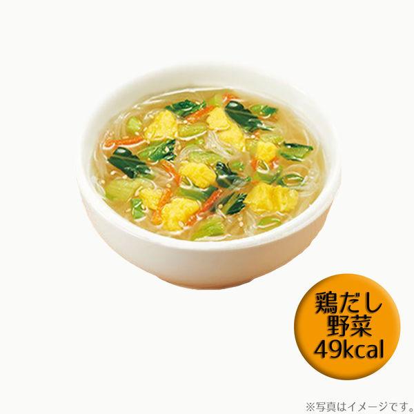 元気プラス 食物繊維入り3種の春雨スープ