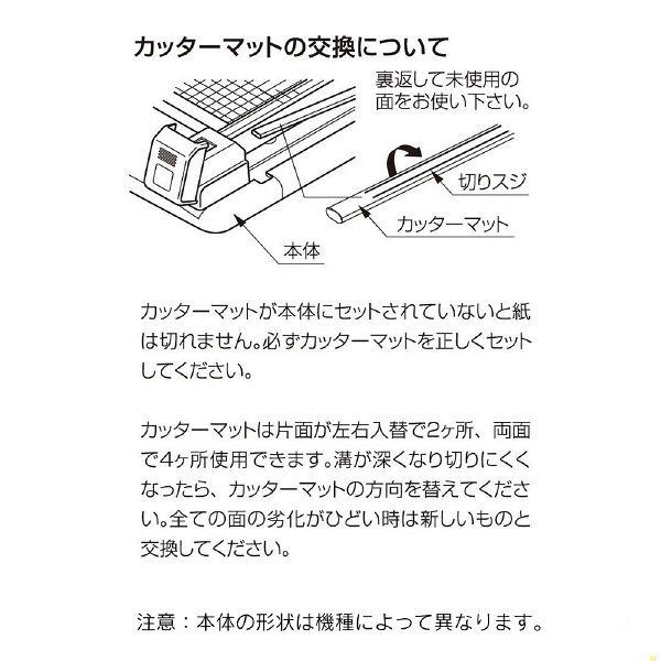 ディスクカッター専用替マット M-218