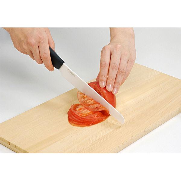 セラミックパン切&スライスナイフ18cm