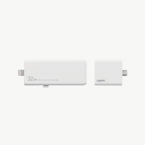 ロジテック USBメモリー 32GB