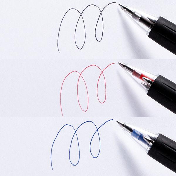 アスクル 3色ボールペン 0.7mm