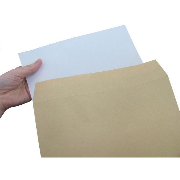 透けない封筒 角2 テープ無 100枚