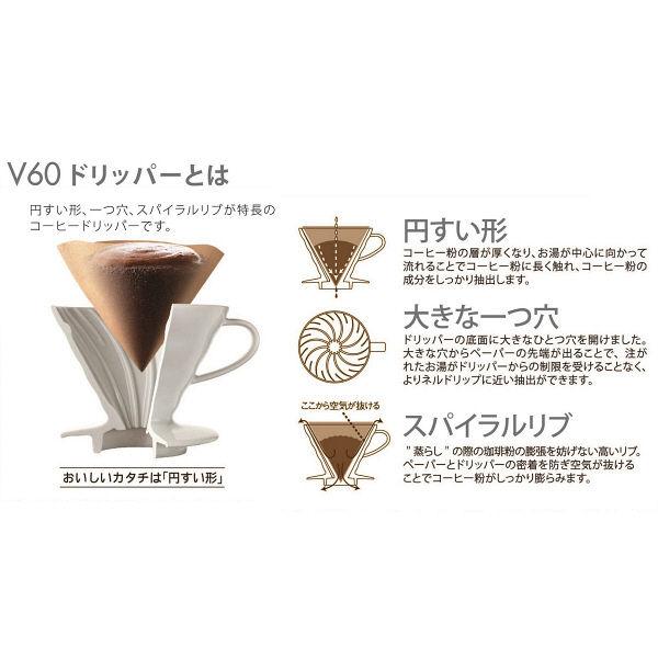 V60用フィルター1~2杯用 100枚