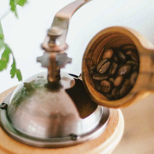コーヒーミル・コラム 約3~4杯用