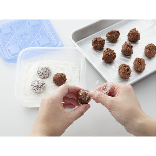 ジップロックコンテナー正方形 700ml