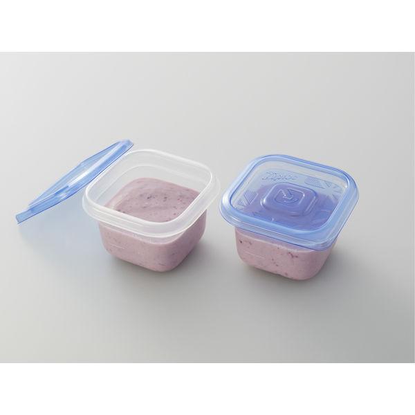 ジップロックコンテナー 正方形130ml
