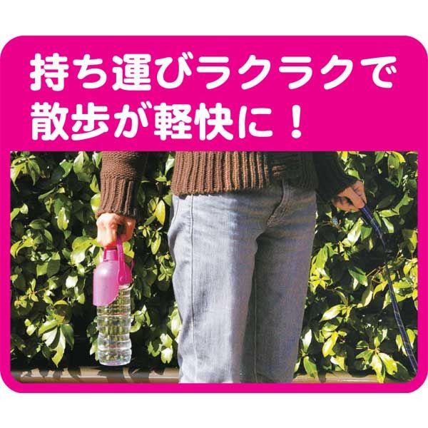 おでかけボトルキャップ君ピンク1個