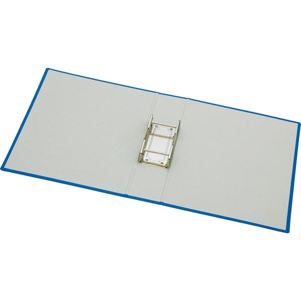 パイプ式ファイルA4縦100mm 10冊