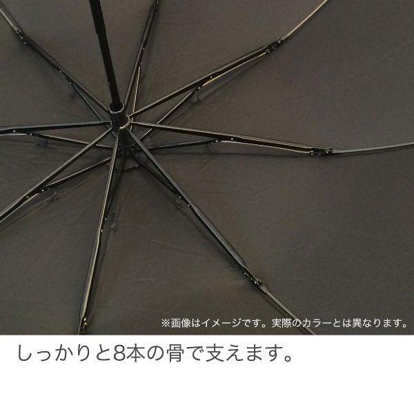 折り畳み傘 煌 インディゴストライプ