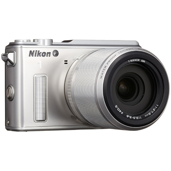 ニコン Nikon1 AW1レンズキット シルバー AW1 LK SL