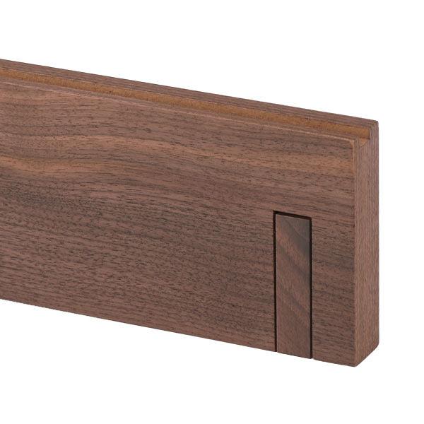 壁に付けられる家具・3連ハンガー