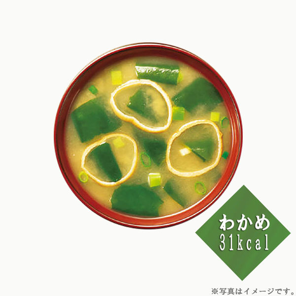 味噌がおいしいおみそ汁 減塩30食