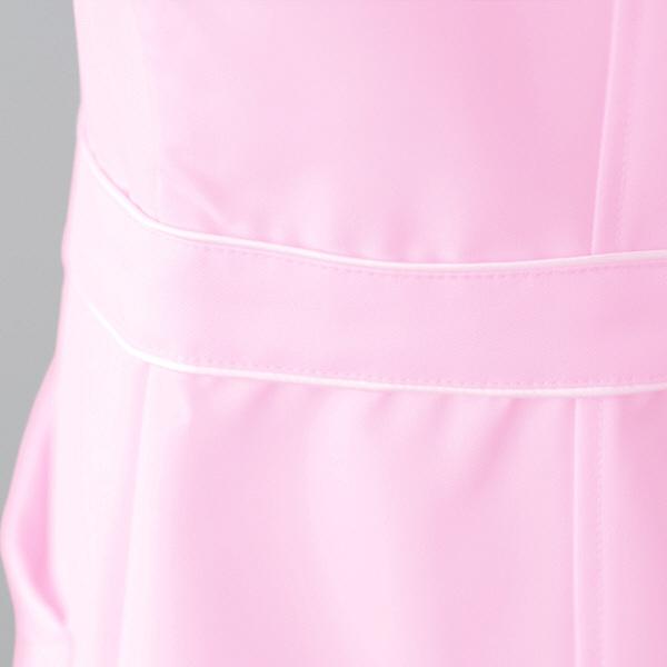 ナースワンピース ピンク M