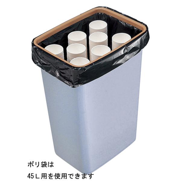 山崎産業 紙コップ用ダストボックス K-500 YD-95L-ID (直送品)