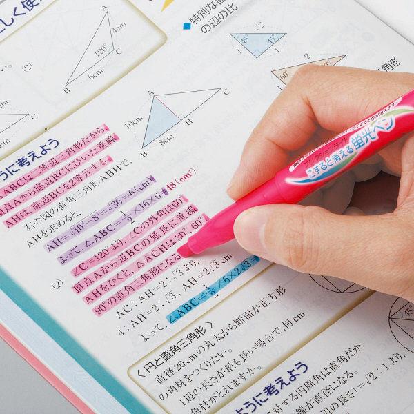 フリクションライト ピンク 10本