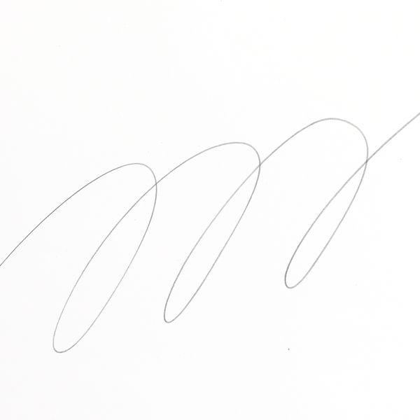 シャープペン VERYシャ楽 黒軸10本