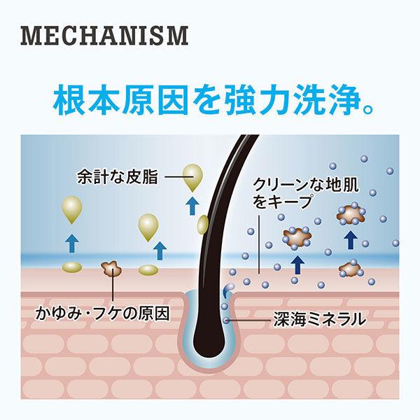 h&s ボリュームアップシャンプー替