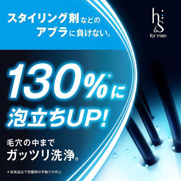 h&s スカルプEX ポンプセット