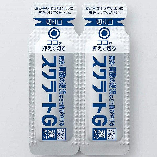 スクラートG 6包