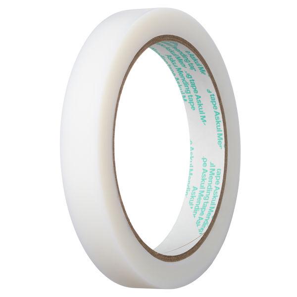 アスクル メンディングテープ 大巻 幅15mm×50m 1セット(20巻:5巻入×4)